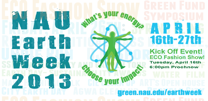 Get ready for Earth Week, 2013